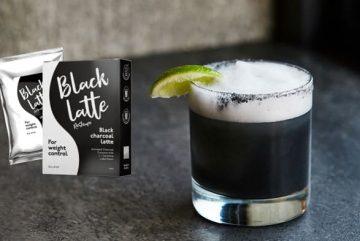 Black Charcoal Latte - Action - effets - pas cher
