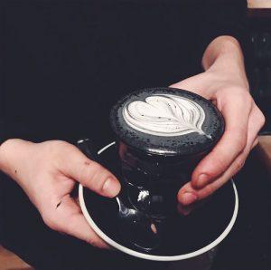 Black Latte - Composition - Amazon - forum