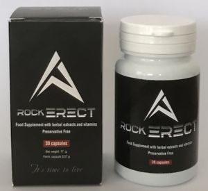 J'ai acheté Rockerect et j'ai commencé le traitement.