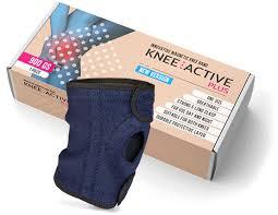 Knee Active Plus mode d'emploi – bandage magnétique pour soulager la douleur au genou - les composants – dangereux