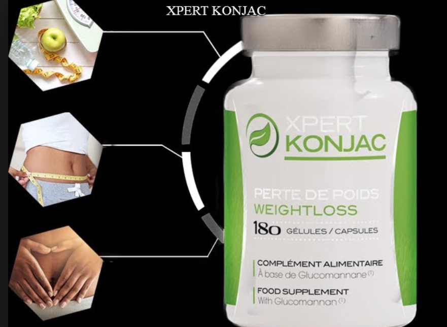 Xpert Konjac - Amazon - action - avis