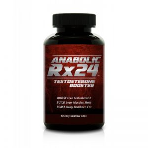 Rx24 testosterone booster - avis - comprimés - composition