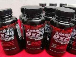 Rx24 testosterone booster - en pharmacie - pour le renforcement musculaire - Amazon - site officiel