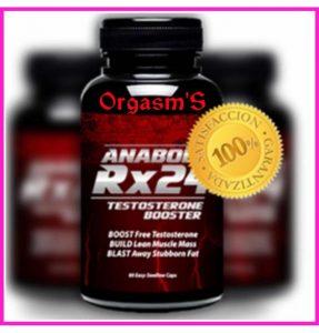 Rx24 testosterone booster - prix - effets - sérum - pour le renforcement musculaire