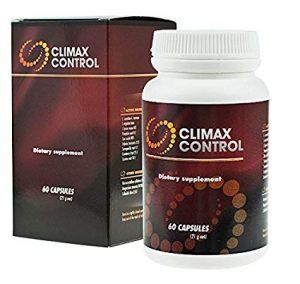 Climax control - pour la puissance - comment utiliser - en pharmacie - prix