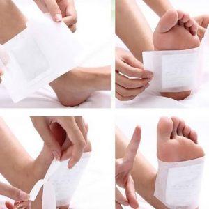 Foot Patch Detox - France - comprimés - dangereux