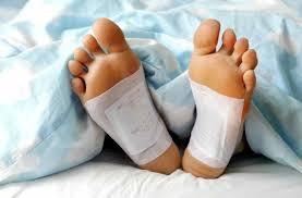 Foot Patch Detox - action - patchs pour nettoyer le corps des toxines - sérum - comment utiliser
