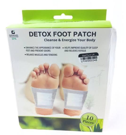 Foot Patch Detox - effets - avis - en pharmacie