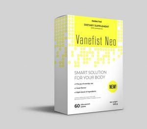 Vanefist neo - Amazon - comprimés - prix