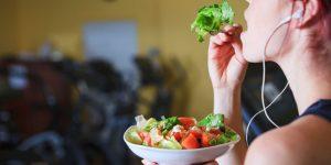 N'oubliez pas vos calories quotidiennes